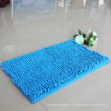 Коврик с ковриком из синели