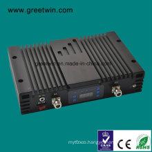 23dBm Lte700+PCS1900+Aws1700 Tri Band Booster Signal Booster /Cellphone Repeater (GW-23LPA)