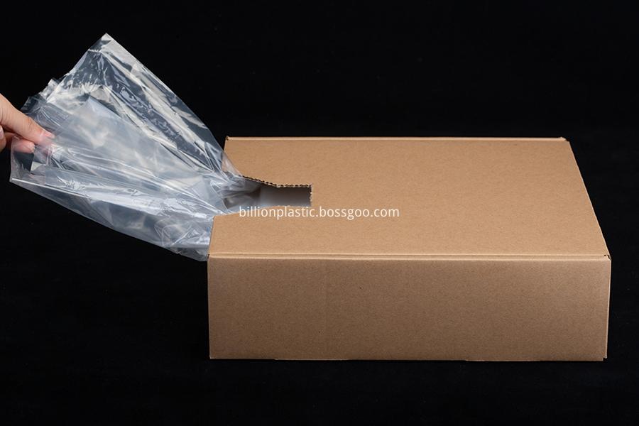 food packing bag