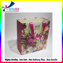 Offset Printing Glossy Artcard Paper Bag