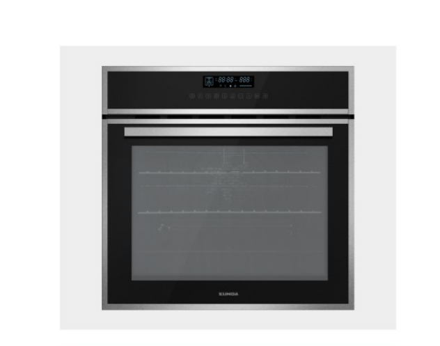 Stainless steel control panel Electric Oven