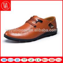 Оптовая повседневная кожаная обувь нового стиля