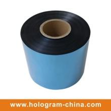 Aluminum Tamper Proof Embossing Blue Foil