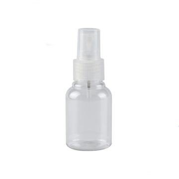 55ml garrafa de animal de estimação com Sprayer Round Bottle