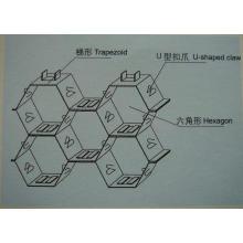 Hexsteel / Tortoise Shell Mesh Yb001