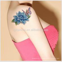 Autocollant de tatouage 3D de corps d'art imperméable garanti par sécurité attrayante de style