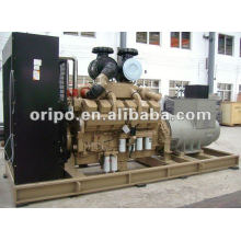60hz 3 phase big power open type 906kva/725kw diesel genset with Cummins KTA38-G2 and brushless Leadtech generator