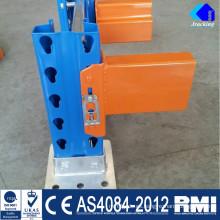 mercancía general nosotros sistema de estantería industrial para la venta