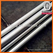Solide en acier inoxydable 304 bar (profil inox brossé 304)