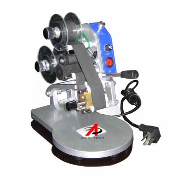 DY8 expiry date printing machine,Heat ribbon printer,batch coding machine
