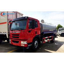 2019 Nouveau camion de transport d'eau potable Faw 10000litres