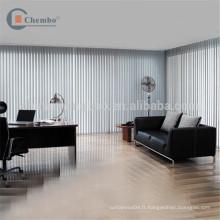 Stores à fenêtre verticale à isolation thermostatique à isolation thermique