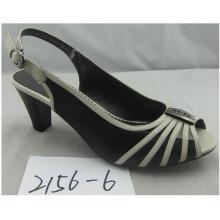 2016 Klassische Frauen Sandalen mit Gürtelschnalle