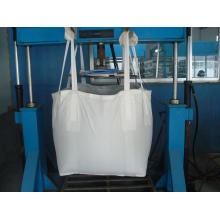 Bulk Bag with Full Open Top for Waste Material Transportation