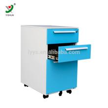 Luoyang Office Mobile Pedestal 3 Drawer Metal File Cabinet