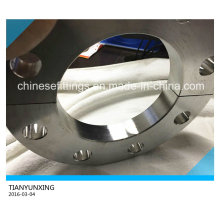 Special Two-Half Stainless Steel Flange