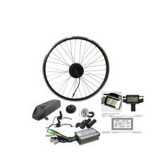 NBpower 36V 48V 250W brushless hub motor lithium battery electric bike bicycle conversion kit