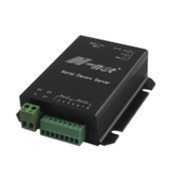 Conversor serial para ethernet RS485 / RS422 / RS232