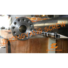 Zy152 PP PE Винтовой цилиндр для одинарной литьевой машины