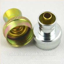 Precision sheet metal stamping hose coupling