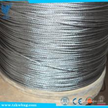 ASTM A246 fio de solda de aço inoxidável 304L recozido