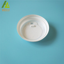 Disposable Blister PS Plastic Lid For Cup