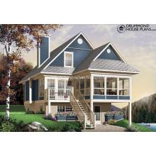 Plan de la maison Drummond 4916