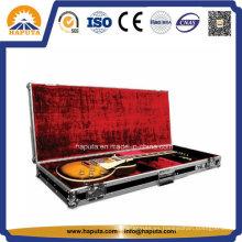 Maletín de transporte de aluminio para accesorios de guitarra (HF-5108)