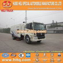 FOTON 4x2 HLQ5163TSLB sweeper truck cheap price good quality hot sale for sale