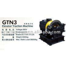 Máquina de Tracción de Ascensor (Grealess-GTN Series)