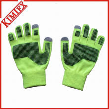 Acrylic Anti-Slip DOT Print with Touch Screen Glove