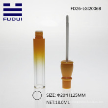Tubo / recipiente de brillo de labios vacíos de sexo con aplicador