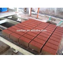 Machine automatique de formage de briques complète
