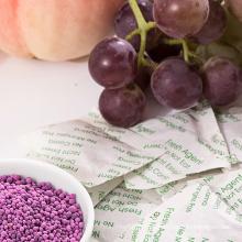Houseohld Food Fresh-Keeping para absorber el gas de etileno