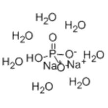 PHOSPHATE DE SODIUM, DIBASIQUE, HEPTAHYDRATE CAS 7782-85-6