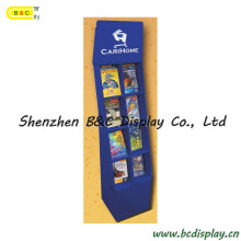 2016 Hot Selling with High Quality Cardboard Floor Display Standee (B&C-A067)