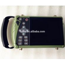 DW-VET5 handheld veterinario caballo prueba de embarazo ultrasonido máquina precio