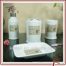 Керамическая ванная комната набор четыре E022