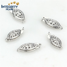 Fashion Necklace Clasp 925 Sterling Silver Fish Clasp Bracelet