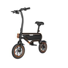 Bicicletas eléctricas para adultos con neumáticos gordos de 12 pulgadas