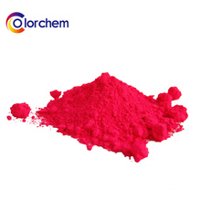Fluorescent Pigment for Textile Printing