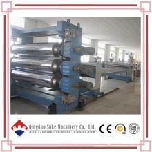 PVC-Kunststoffplatte / Platte / Platte Extruder Produktionslinie