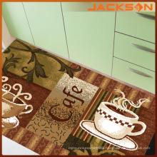 Machine Made Printed Kitchen Carpet Mat