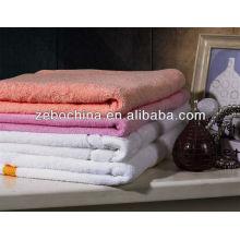 Novidade direta fábrica feita 100 por cento por atacado algodão hotel vivem toalhas