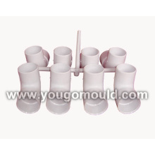 90degree fitting mould