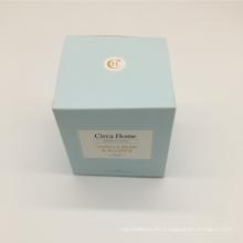 Caja de cartón de papel rectangular personalizada electrónica