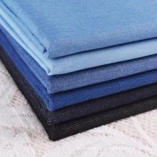 Jeans de tissu de chemise de jean de nouveau de Bran adaptés aux besoins du client