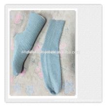 knitted socks manufacturer 100% cashmere wholesale socks adult
