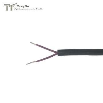 2 core silicone insulated high temperature cable wire