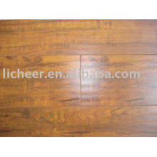 laminate flooring handscraped 12.3mm